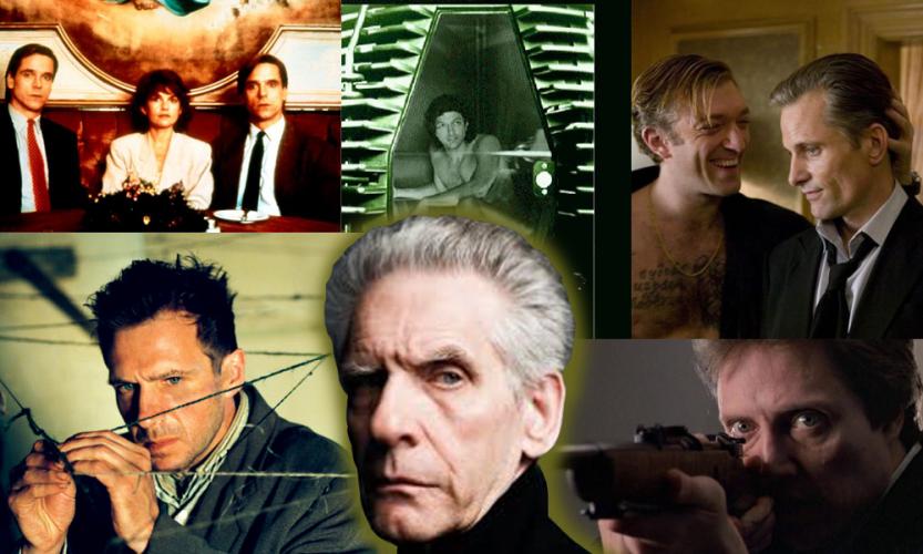 David Cronenberg et quelques uns de ses meilleurs films. #davidcronenberg #movie #sciencefiction #spider #thefly #deadzone #cinema #fauxsemblants #lamouche #lespromessesdelombre