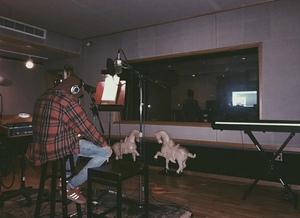 Keith Mars en studio - #studio #rap # rapindependant #hiphop #undergroundhiphop #keithmars