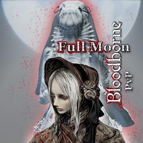 Vignette de ma nouvelle vidéo PvP Bloodborne : Full Moon #GuiDaFunkyMan #BloodbornePvP #Bloodborne #YouTubeCreator #FromSoftware #BloodborneRifleSpearPvP #BloodborneBeastCutterPvP #HidetakaMiyazaki