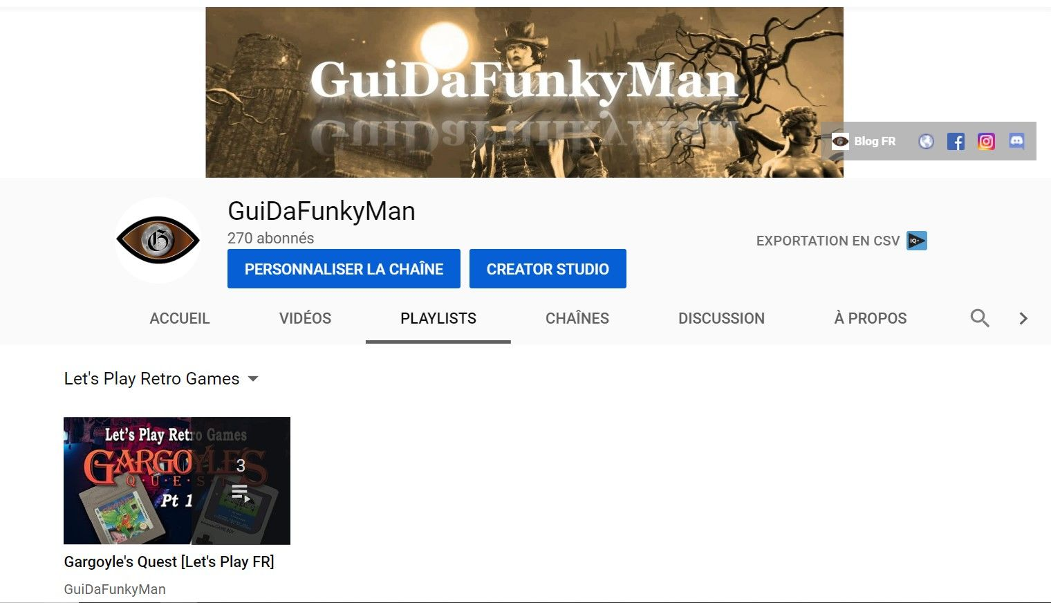 Ma nouvelle section YouTube consacrée aux jeux vidéo retro #GuiDaFunkyManRetroGaming #GuiDaFunkyMan #Retrogames #Retrogaming #GargoylesQuest #GameBoy #Retrendogames #RetrendoGaming