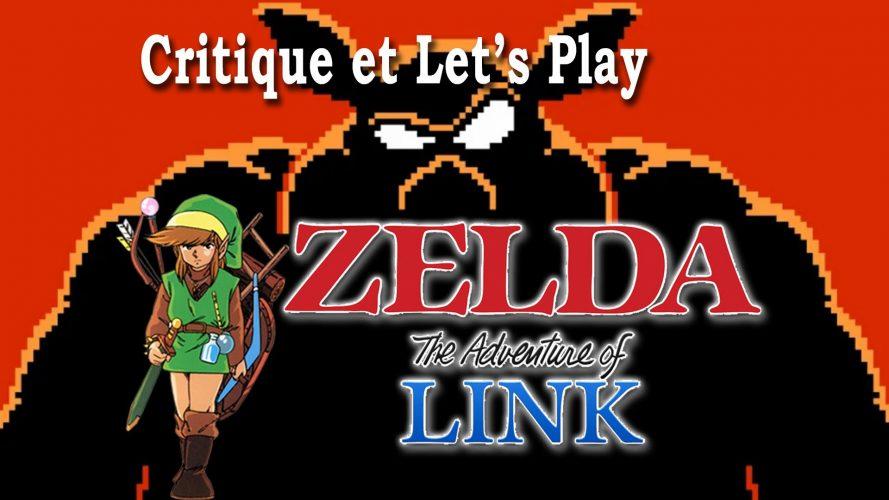 Zelda 2 The Adventure of Link Let's Play FR : vignette de mon article. #GuiDaFunkyMan #NES #retrogaming #retrogames #retrogamer #retrogamesearch #Zelda #Zelda2 #ZeldaTheAdventureOfLink #ZeldaRetro