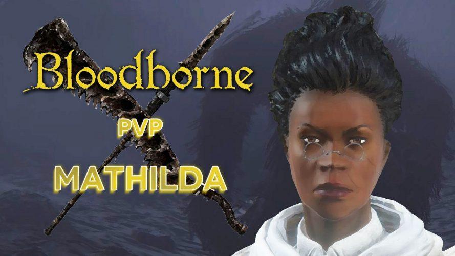 Vignette de ma vidéo PvP Bloodborne [Mathilda] #Bloodborne #BloodbornePvP #BloodbornePvP2019 #BloodborneRifleSpear #BloodborneBeastCutter #RifleSpearPvP #BeastCutterPvP #FromSoftware