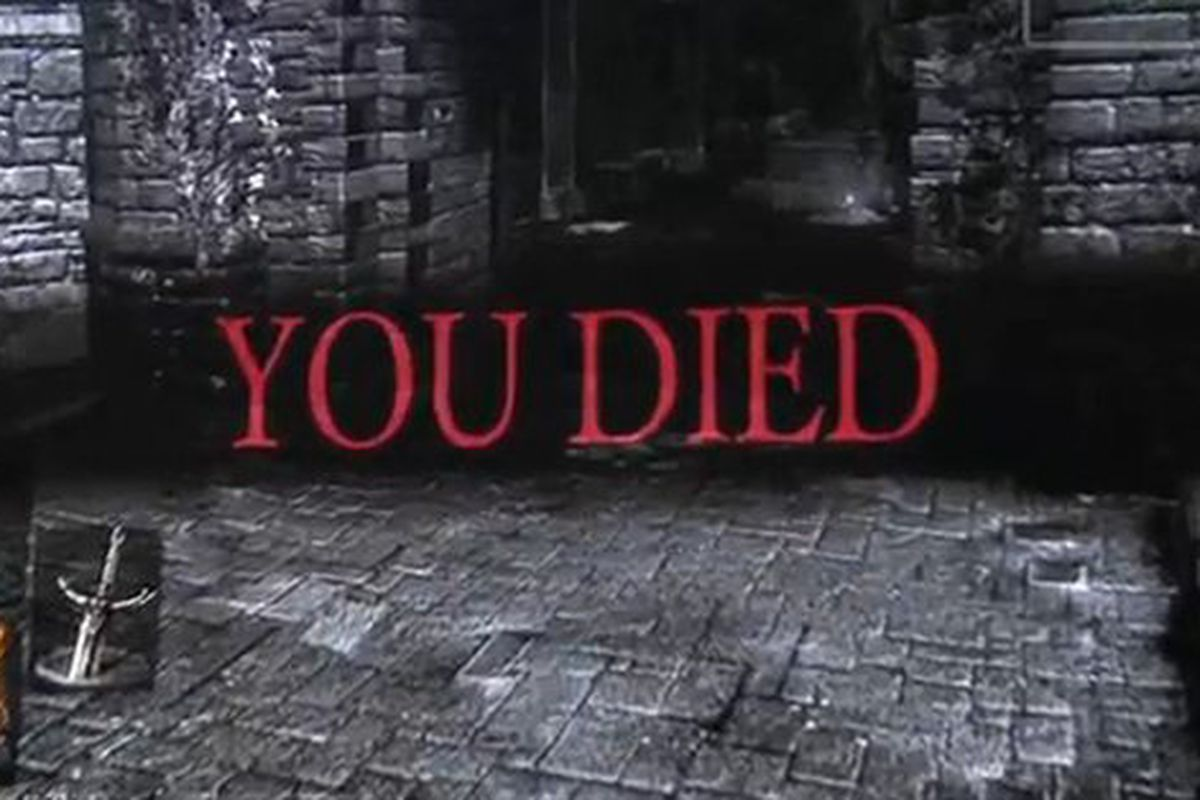 La mort dans les Soulsborne n'est pas synonyme de game over. #GuiDaFunkyMan #retrogaming #soulsborne #DarkSouls #Bloodborne
