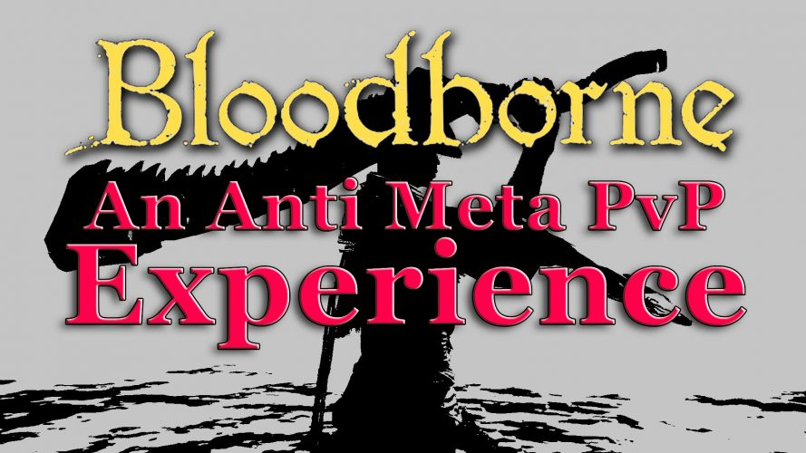 Bloodborne PvP 2020 [An Anti Meta Experience] #GuiDaFunkyMan #bloodborne#bloodbornepvp #bloodbornepvp2020 #beastcutterpvp #bloodborneepicpvp #riflespearpvp #bloodbornepvpmontage