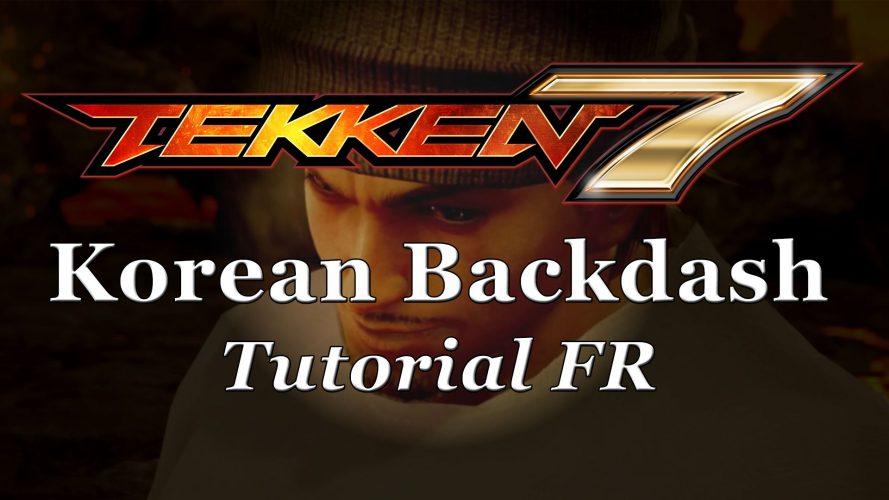 Tekken 7 [Korean Backdash Tutorial FR] #GuiDaFunkyMan #Tekken7 #KoreanBackdash #TekkenKoreanBackdash #Tekken7KoreanBackdash #Backdashcancel