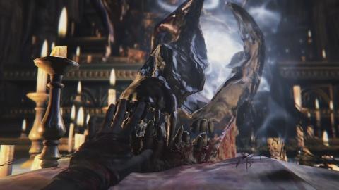 Dans Bloodborne, tuer Amelia, puis toucher le crâne de Laurence déclenchent le début de la nuit, mais aussi la 2ème étape de la quête d'Alfred #GuiDaFunkyMan #Bloodborne #BloodborneQueteAlfred #BloodborneAlfred #FromSoftware #RuneRadiance