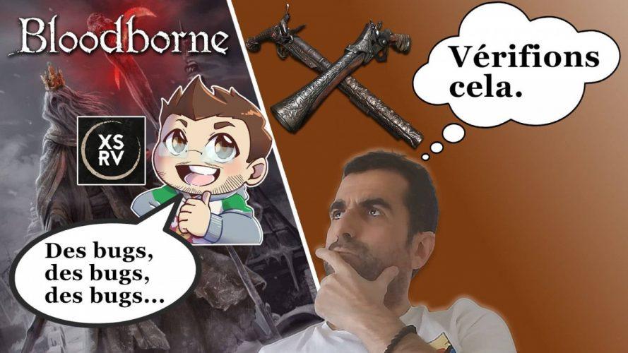 ExServ Bloodborne : pourquoi il se trompe sur l'Evelyn et Logarius
